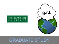 Graduate Study in the GRL Link